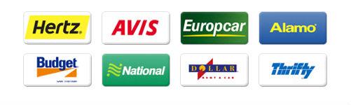internationale autoleveranciers Sunny Cars autohuur logo