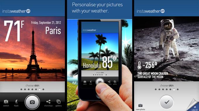 app foto instaweather