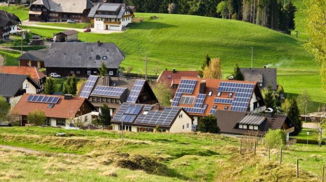 德國太陽能電廠