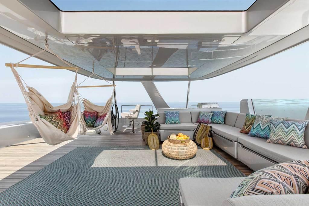 Family-Friendly Yacht
