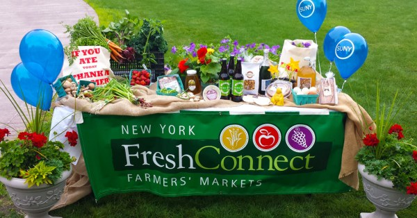 SUNY Establishes Year-Round Farmers' Market in Downtown ...
