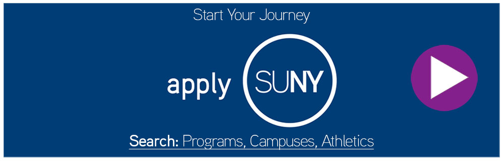 Start Your Journey - Apply SUNY