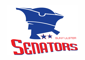 SUNY Ulster Senators with symbol