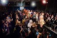 SUNY Ulster Fashion Design Program Stuns in Runway Show!