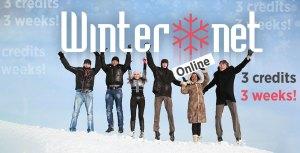 Winternet 2021 3 weeks, 3 credits