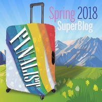 Finalist Spring SuperBlog 2018