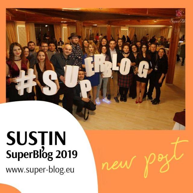 Sustin SuperBlog 2019