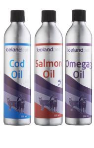 variedad aceites gatos