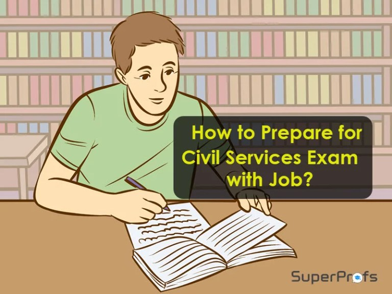 How to Prepare for UPSC IAS Civil Services Exam with Job