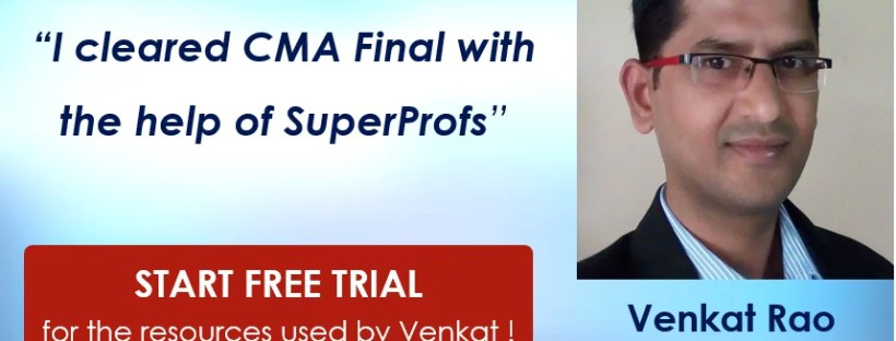 CMA Free online Lectures