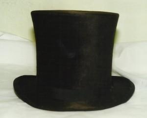 P T Barnum's hat