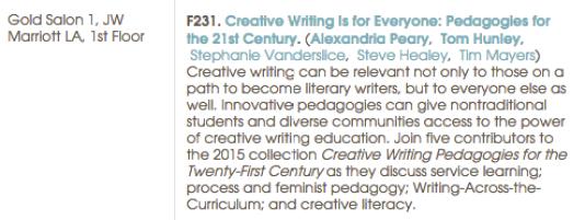 creative writing critique forum