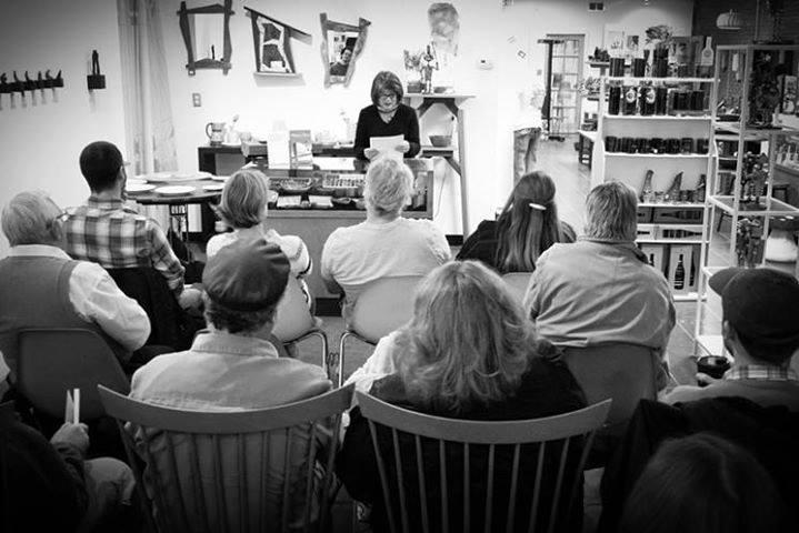 Velma Kee Craig at the Uptown PEN
