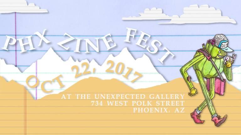Phx Zine Fest