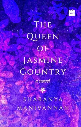 The Queen of Jasmine Country Cover