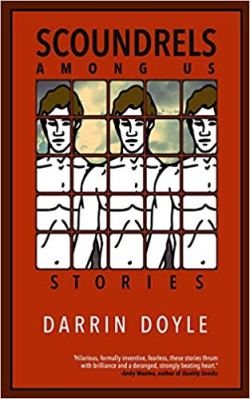 "Cover of ""Scoundrels Among Us"" by Darren Doyle."
