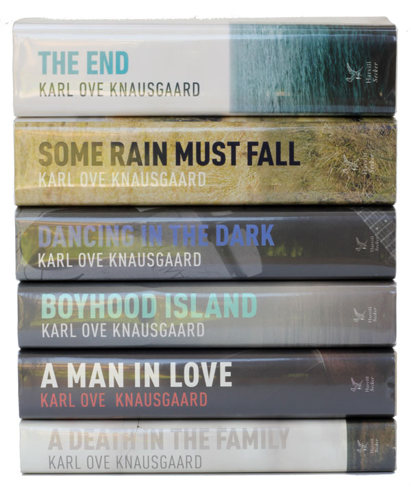 Knausgaard books