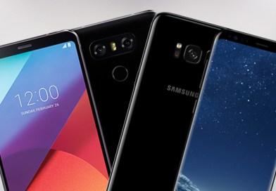 LG G6 vs Samsung Galaxy S8 – foto porównanie