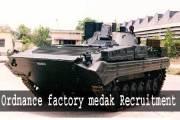 Ordnance Factory Medak Recruiting Group C Job Posts 2017