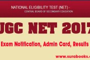 UGC NET Admit Card Nov 2017 (5th November 2017)