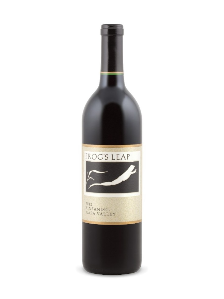 Chilled-Wine-Frogs-Leap-Zinfandel