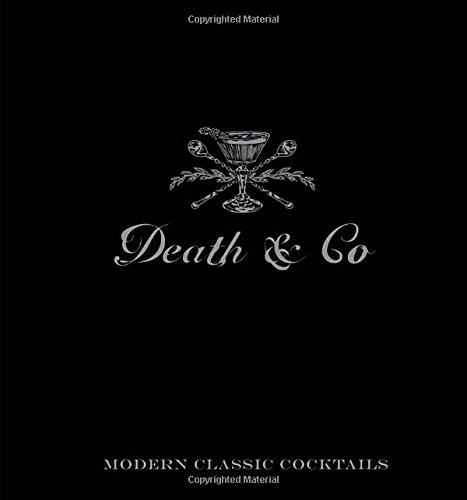 Cookbooks-Death and co
