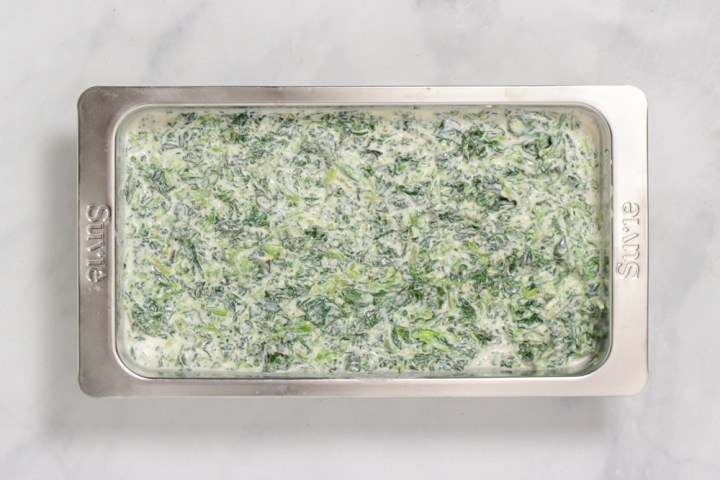 Creamed Spinach and Kale-817