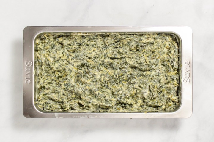 Creamed Spinach and Kale-821