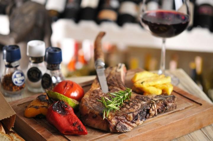 Malbec-Steak