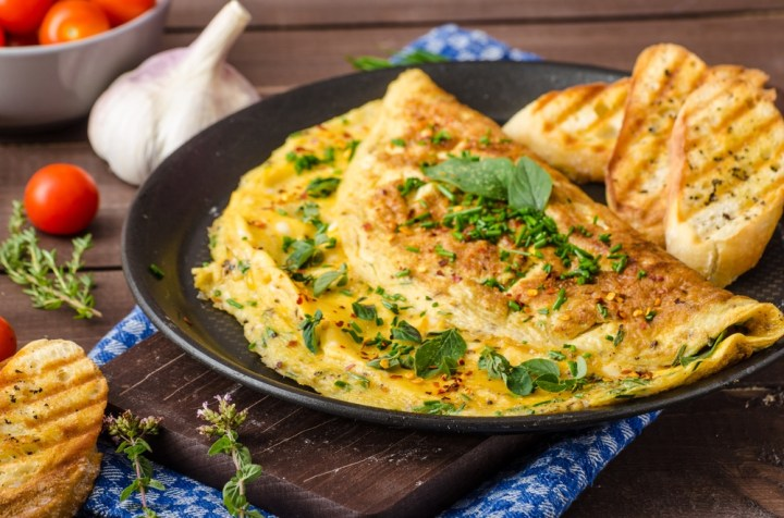 Omelet-ready