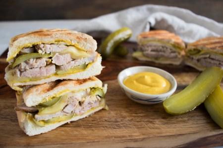 Cubano Pork Sandwiches