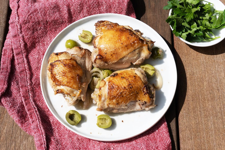 Vinegar Chicken