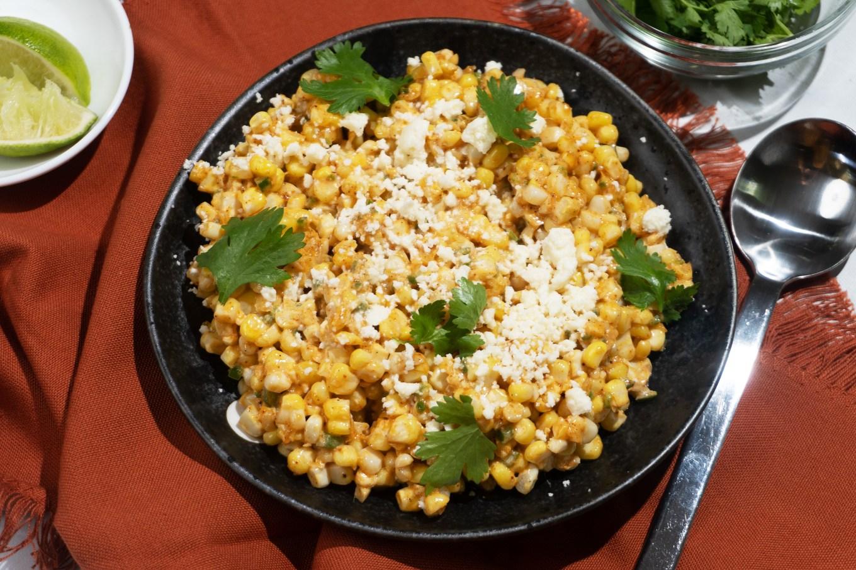 Esquites, Mexican Corn Salad