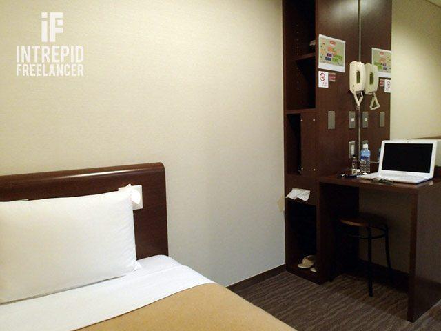 Tokyo Narita Day Room and Shower Room