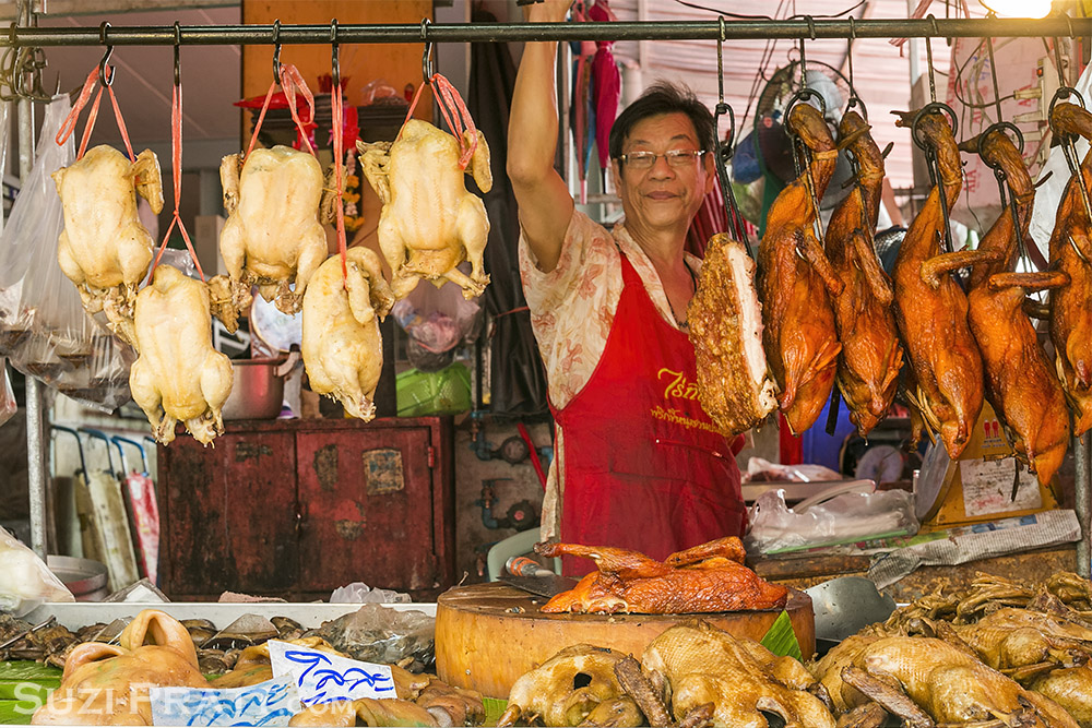 Thailand Khlong Toei Market