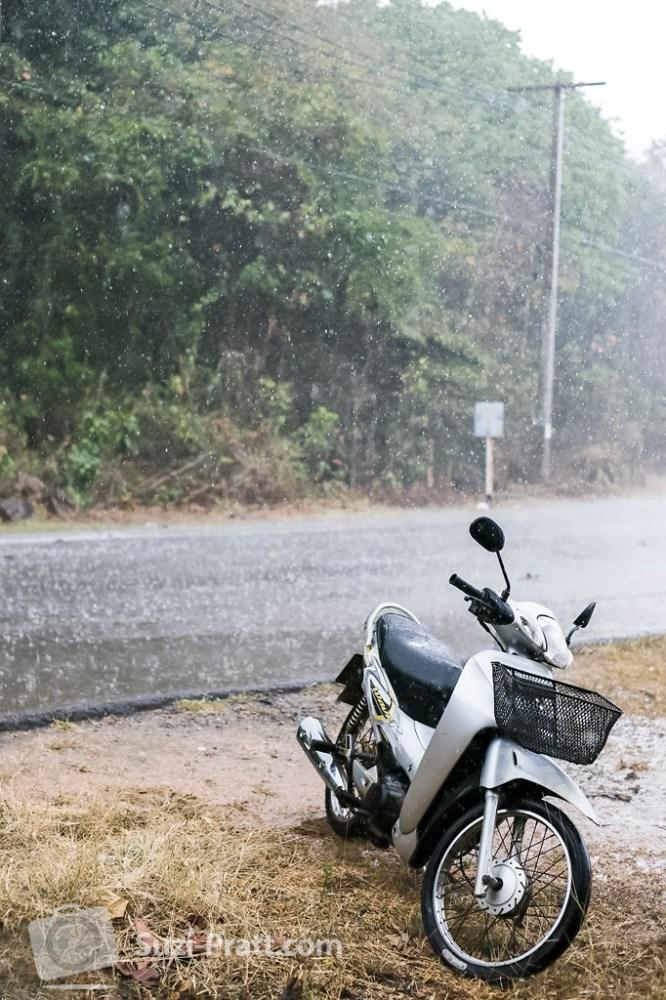 Ko Lanta Thailand Photography rain
