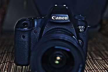 Canon 6D in camera HDR Tutorial