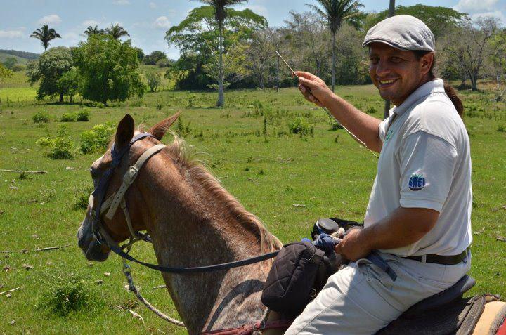Santiago Juan Hanna Stables Belize