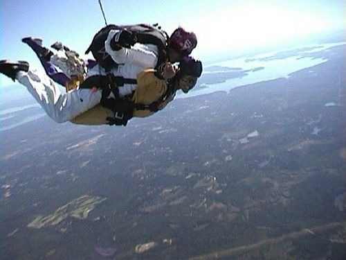 skydiving certification
