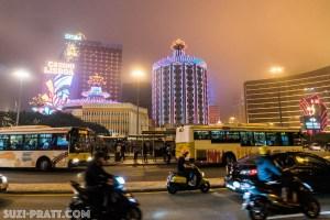 Macao Peninsula Macau travel photography