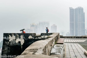 Monte Fort Macau travel photography