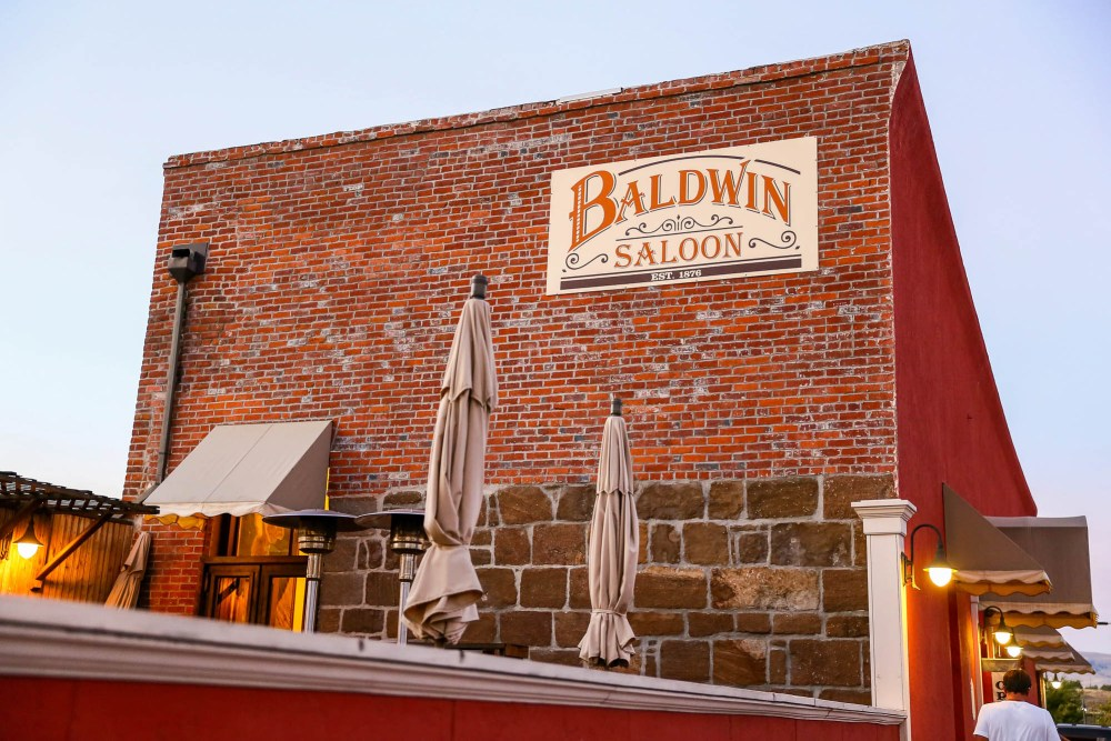 Baldwin Saloon The Dalles Oregon