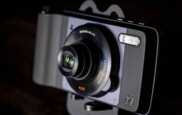 Moto Z Hasselblad mod smartphone photography