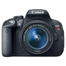 Canon T5i food photography camera
