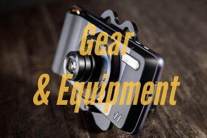 Photography Gear and Equipment