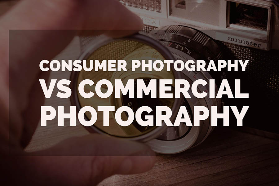 Consumer commercial photography