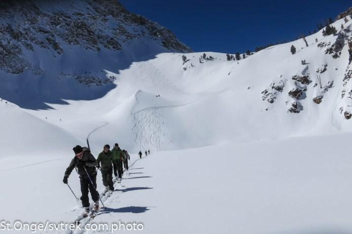 Sun Valley Trekking-backcountry-ski-sawtooth-Bench Hut-Fishook Yurt-75