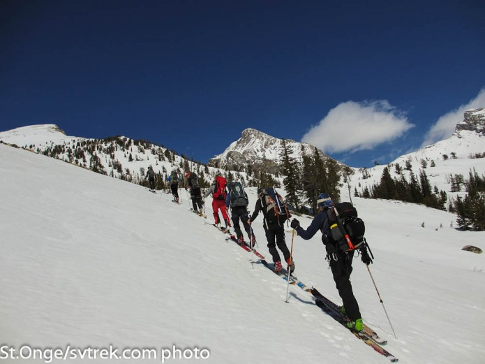 Pioneer Mountains Ski Mountaineering-16