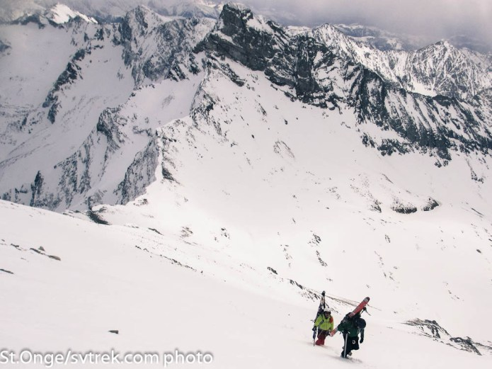 Pioneer Mountains Ski Mountaineering-32