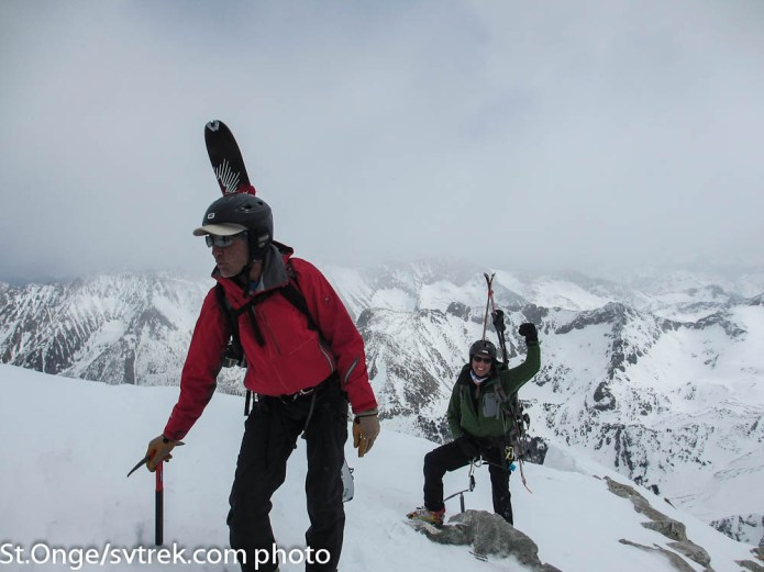 Pioneer Mountains Ski Mountaineering-33
